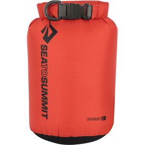 Sea to Summit Lightweight 70D Dry Sack 2l red red