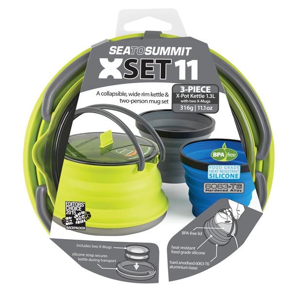 Sea to Summit X-Set 11