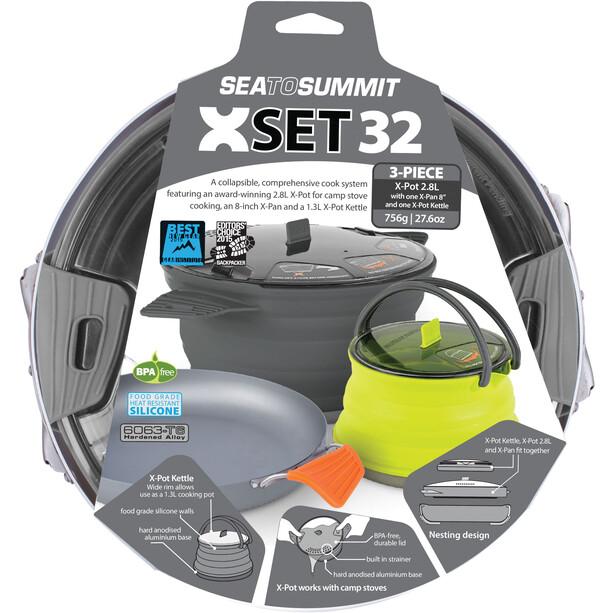 Sea to Summit X-Set 32