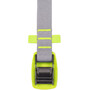 Sea to Summit Bomber Spanngurt 2,0m lime/grey