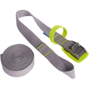 Sea to Summit Bomber Spanngurt 2,0m lime/grey lime/grey