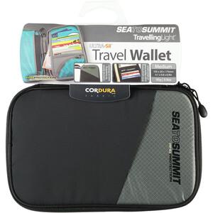 Sea to Summit Travel Brieftasche RFID Medium black black
