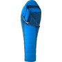 Marmot Sawtooth Sleeping Bag Long cobalt blue/blue night