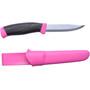 Morakniv Companion Knife magenta
