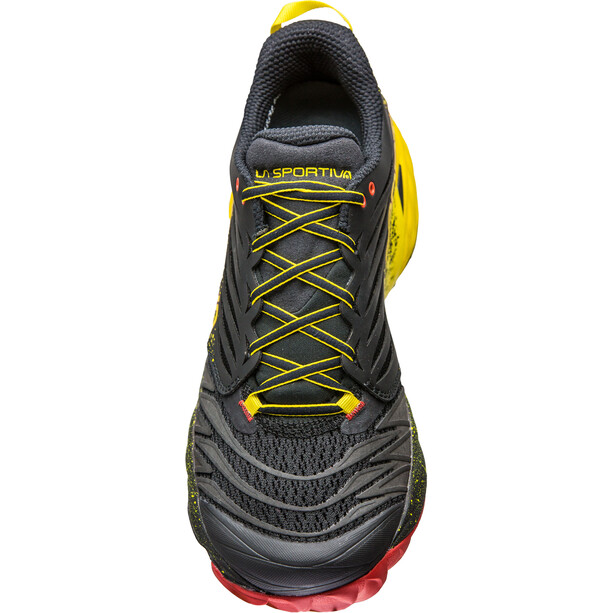 La Sportiva Akasha Shoes Herr yellow/black
