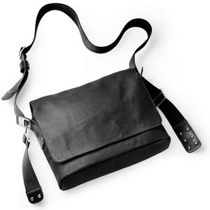 Brooks Paddington Shoulder Bag total black total black