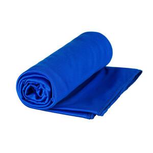 Sea to Summit Pocket håndkle XL Blå Blå