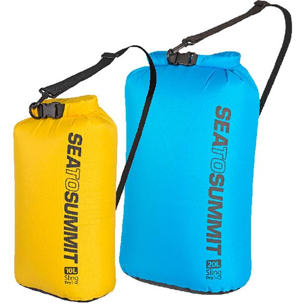 Sea to Summit Sling Dry Bag 20l blue