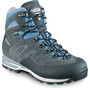 Meindl Antelao GTX Shoes Dam anthracite/red