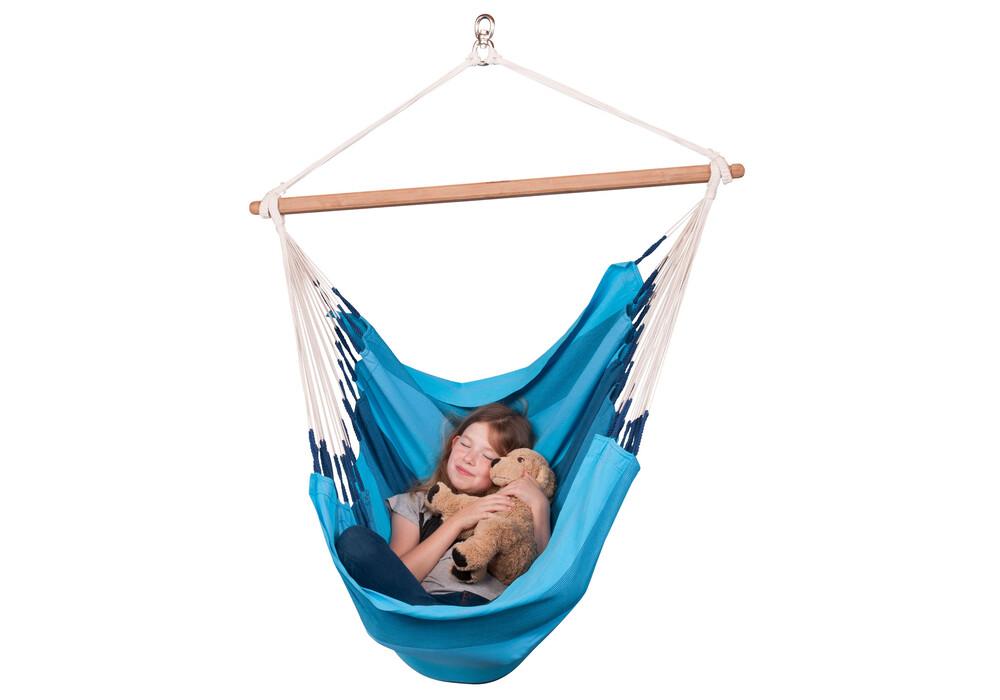 la siesta orquidea h ngestuhl basic lagoon. Black Bedroom Furniture Sets. Home Design Ideas