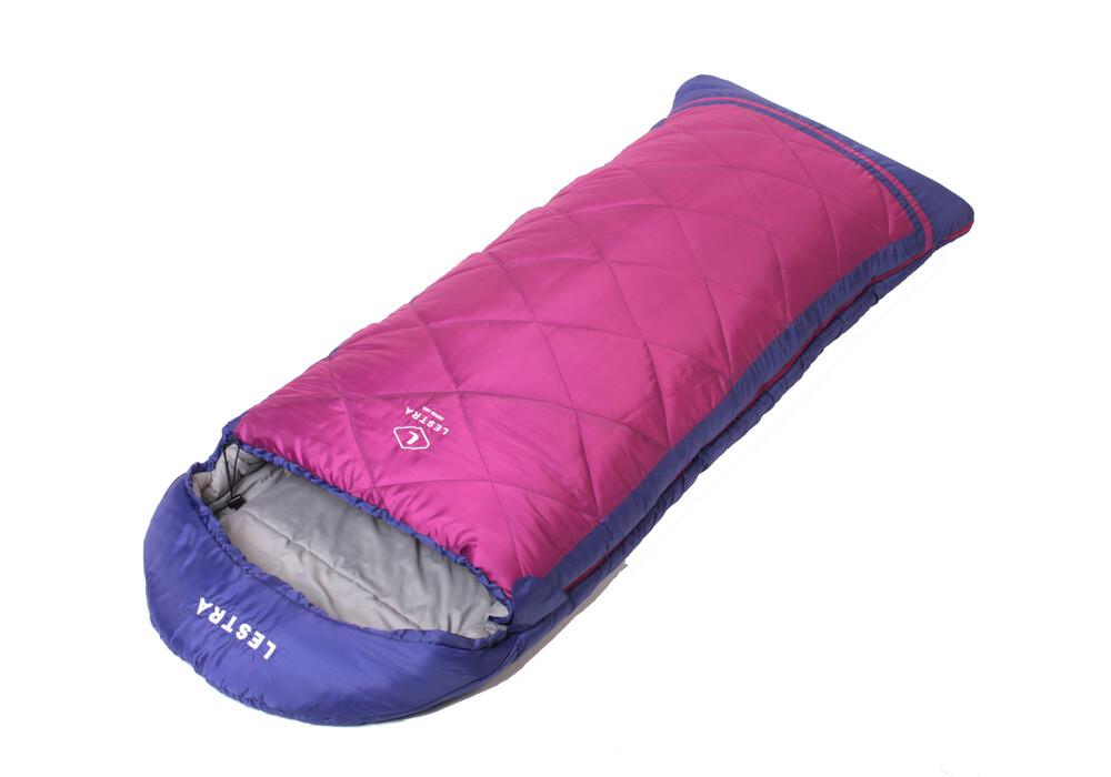 lestra athabaska junior sac de couchage rose violet. Black Bedroom Furniture Sets. Home Design Ideas