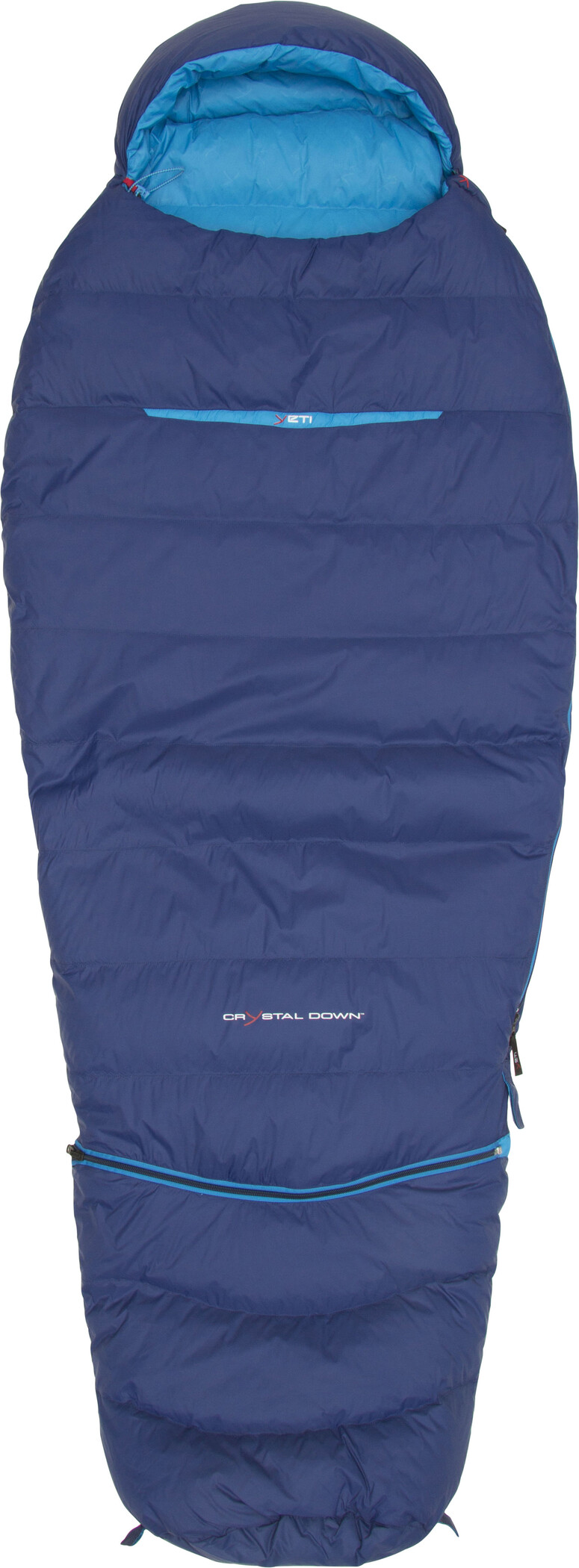 1939aafefc Yeti Tension Junior Sleeping Bag 130-160 royal blue methyl blue.jpg