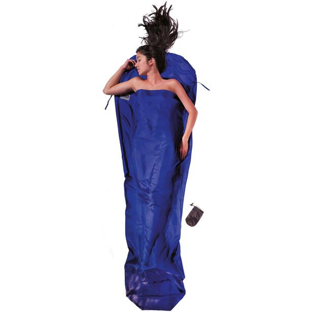 Cocoon Mummyliner Silk Inlet ultramarine blue