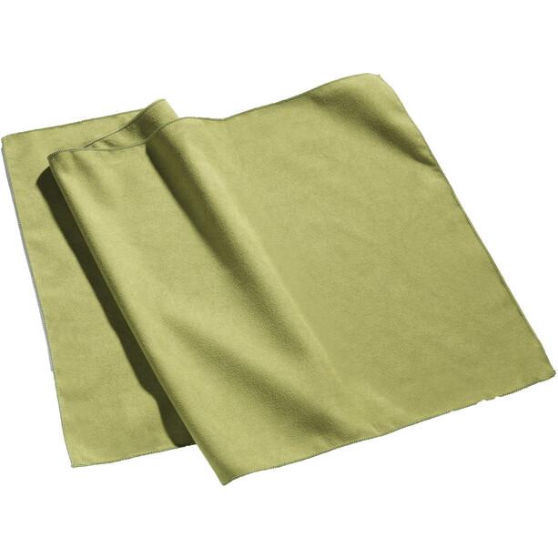 Cocoon Microfiber Towel Ultralight Small wasabi green