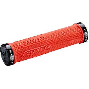 Ritchey WCS True Grip X Grips Lock-On röd röd