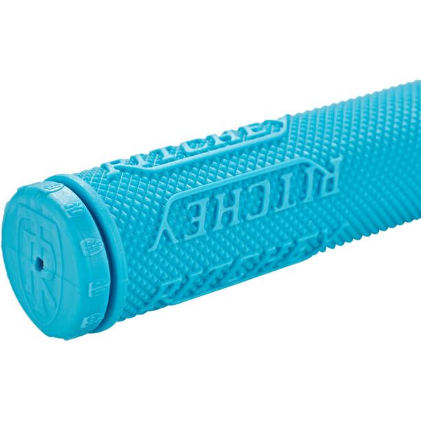 Ritchey Comp True Grip X Poignées, sky blue