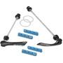 Ritchey WCS Apex 38 Clincher Laufradsatz Shimano / SRAM 11-fach black