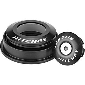 "Ritchey Comp Headset Tapered 1 1/8/1.5"" ZS44/28.6 I ZS56/40 ブラック"