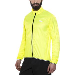 Löffler Windshell Jakke Herrer, neon yellow neon yellow