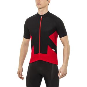 Löffler 1Beats2 Bike Trikot FZ Herren schwarz-rot schwarz-rot