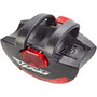 Red Cycling Products Power LED USB Rear Light, noir