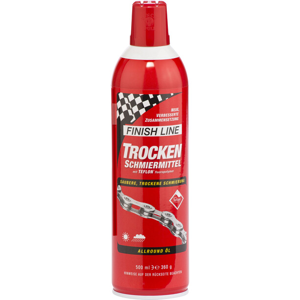 Finish Line Lubricant 500ml