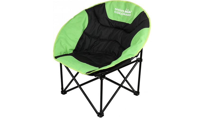high colorado chillmoon stuhl schwarz gr n. Black Bedroom Furniture Sets. Home Design Ideas