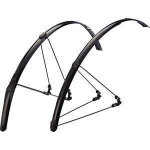 Zefal Shield R30 Mudguard Set ブラック