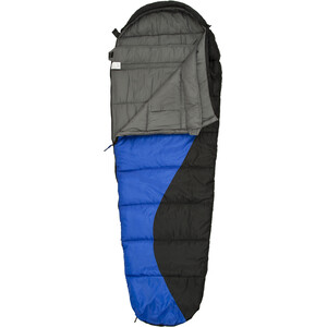 CAMPZ Desert Pro 300 Sac de couchage, bleu/noir bleu/noir