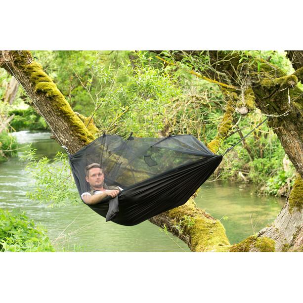 Amazonas Moskito-Traveller Extreme Hängematte black