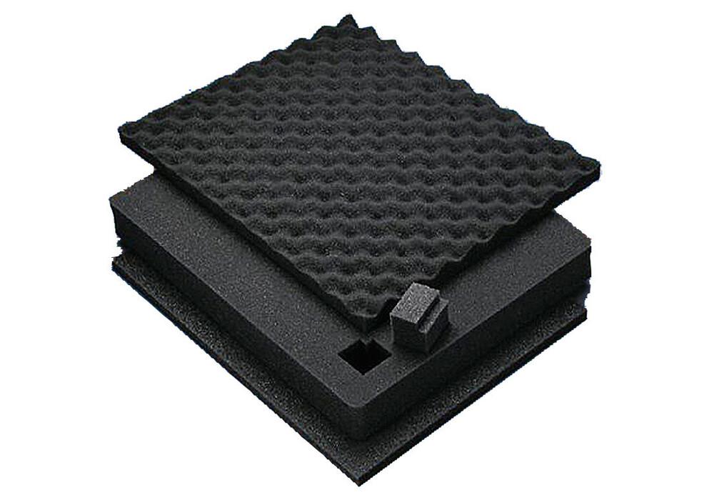 Peli relleno de espuma para caja 1200 negro - Espuma para relleno ...