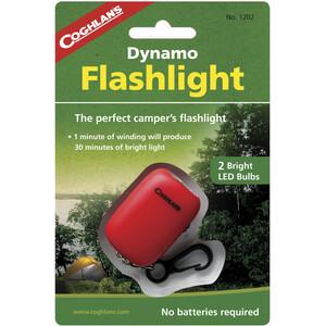 Coghlans Mini Dynamo Lampe bunt bunt