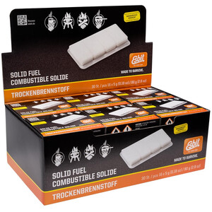 Esbit Dry Fuel Tablets 16 x 5g