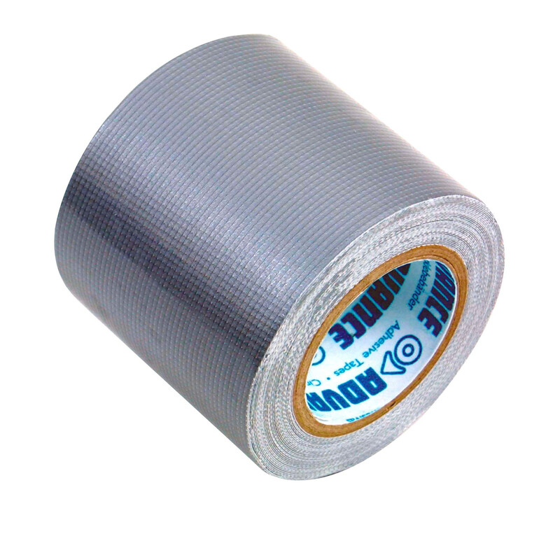 Basic Nature Reparatur Tape 5m silber Zeltpflege & -reparatur 850104