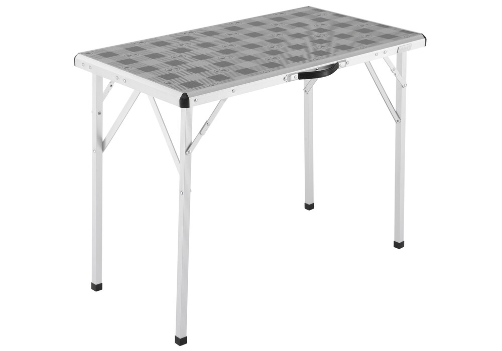 Coleman camping table mesas plegables small gris - Mesas camping plegables ...