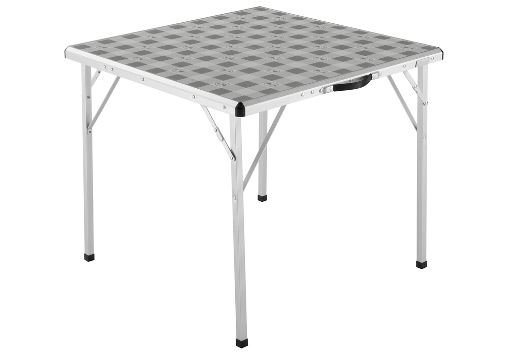 Coleman camping table square for Table align center