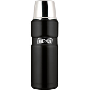 Thermos Stainless King Thermos 1,2l matt black matt black