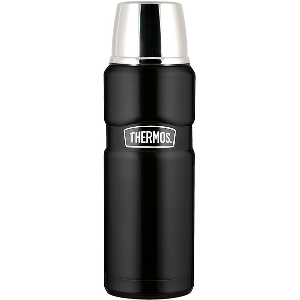 Thermos Stainless King Thermos 1,2l matt black