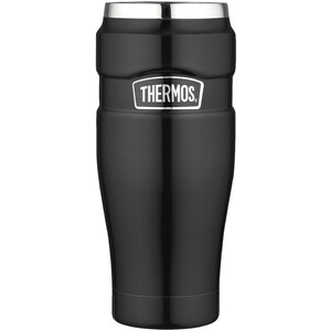 Thermos Stainless King Thermos Mug 1.5l matt black matt black