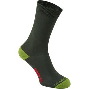 Craghoppers NosiLife Travel Socken Single Herren dark khaki dark khaki