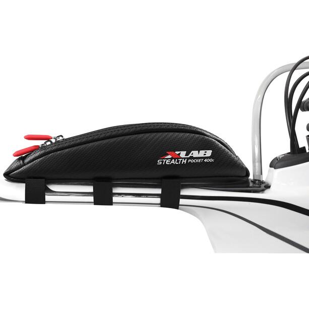XLAB Stealth 400 Tasche Carbon