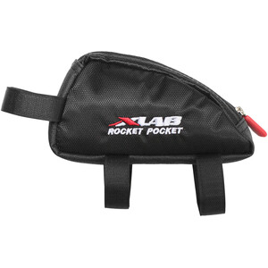 XLAB Rocket Pocket Rahmentasche schwarz schwarz