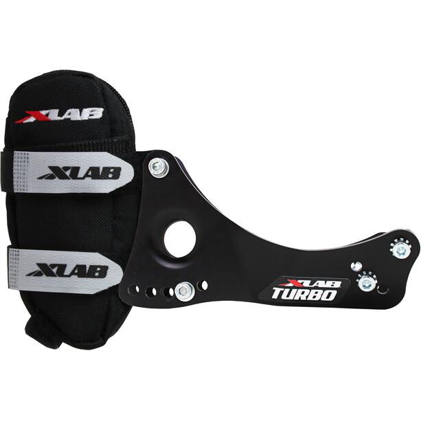 XLAB Turbo Wing Flaschenhalter schwarz