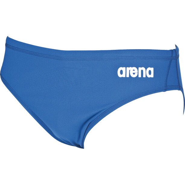 arena Solid Brief Herr royal/white