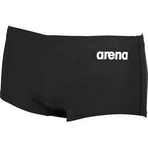 arena Solid Squared Shorts Herren black-white black-white