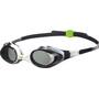 arena Spider Goggles Kinder black-white-clear