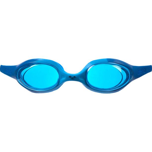 arena Spider Goggles Kinder blue-lightblue-blue