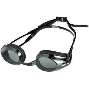 arena Tracks Brille schwarz schwarz