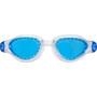 arena Cruiser Soft Brille clear-blue-blue