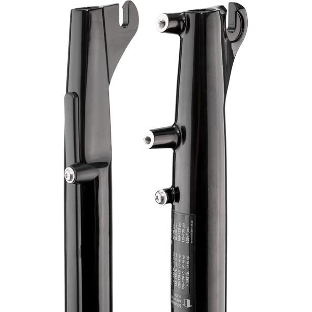 RockShox Paragon Gold TK SA Suspension Fork 28'' 65mm 1 1/8'', noir